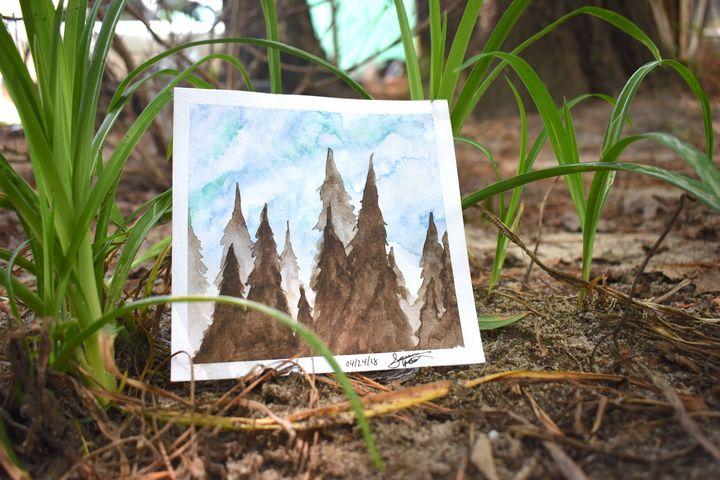 Forest - SeviPaints