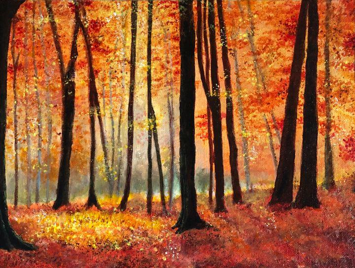 Haunted Woods - Beth