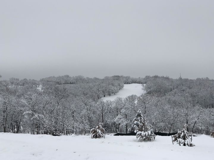 Winter on the Nines - Project Gallery
