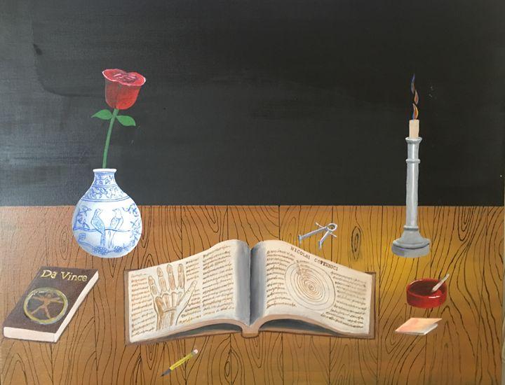 Capernici - Mark Moore Artist