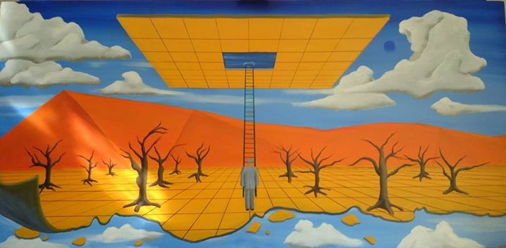 Death Valley - Mark Moore Artist
