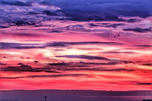 Color Splash on Sky