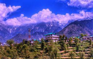 Great Himalayan Range