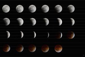 Lunar Eclipse - Pause4Prints