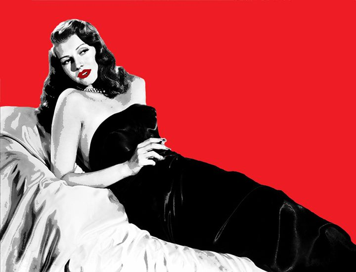 GILDA IN RED - KATHERINA PERRY INC