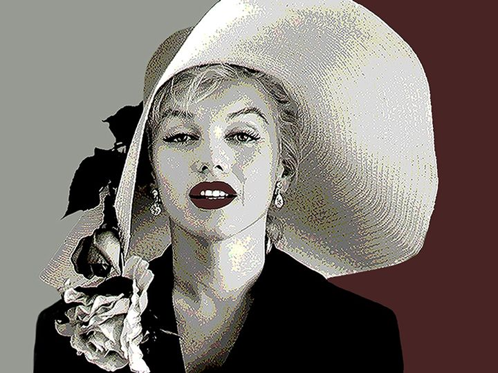 MONROE WITH HAT - KATHERINA PERRY INC