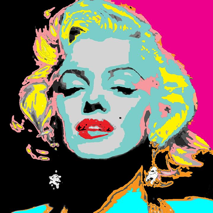 MONROE IN COLOR - KATHERINA PERRY INC