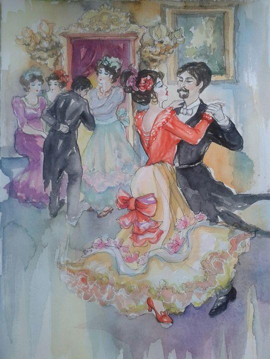 "EDITBAKK "" THE DANCE "" - KATHERINA PERRY INC"