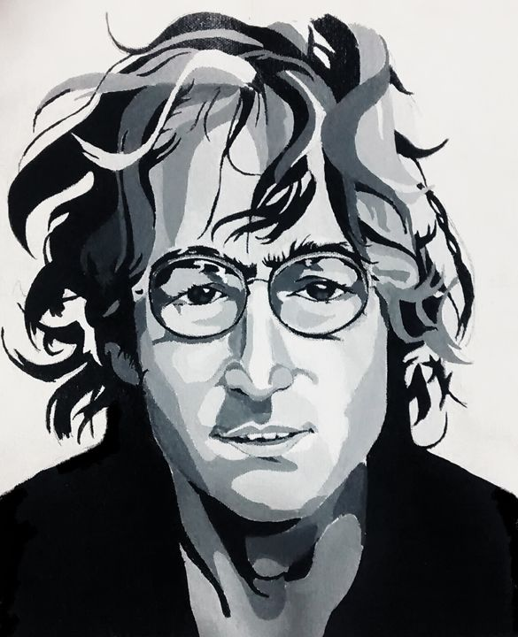 Lennon Greys - Art Lounge