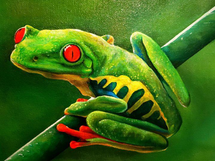 Frog - NakedGoose