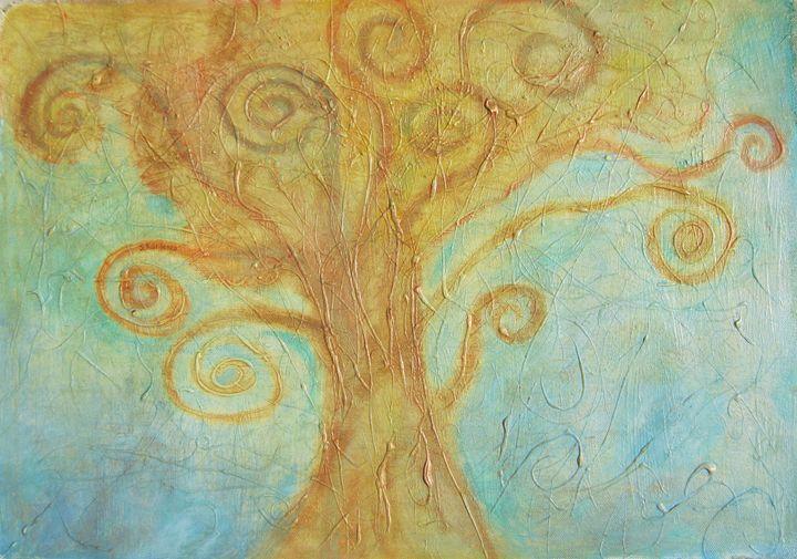 Magic tree - Sergey Kurilenko Artist