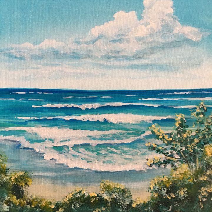 Colors of the Gulf #5 - DanArtUSA