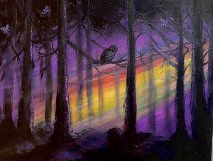 Vicky's Lucid Dream - DanArtUSA