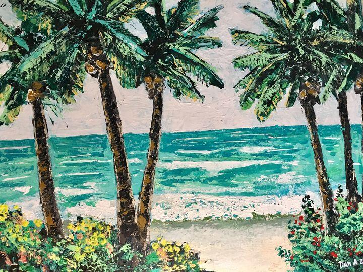 Bonita Beach - DanArtUSA
