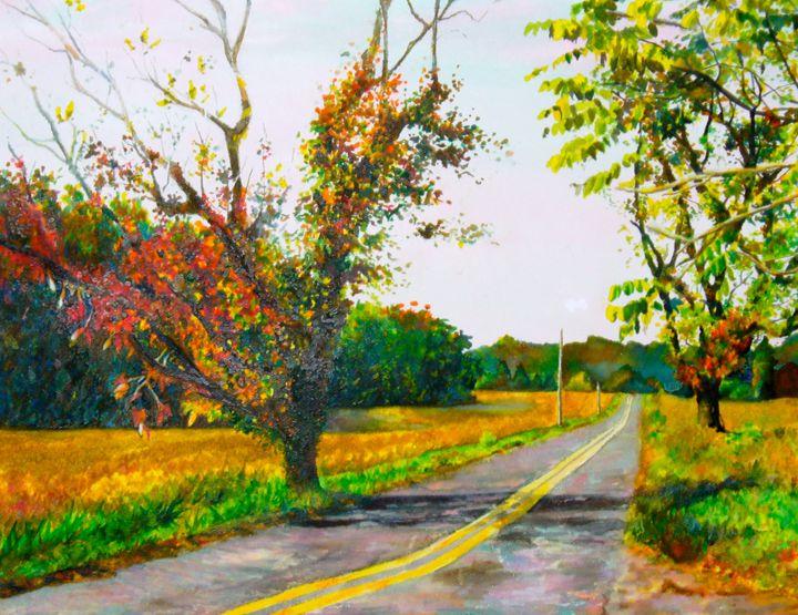 Brentland Road - Samantha Willett