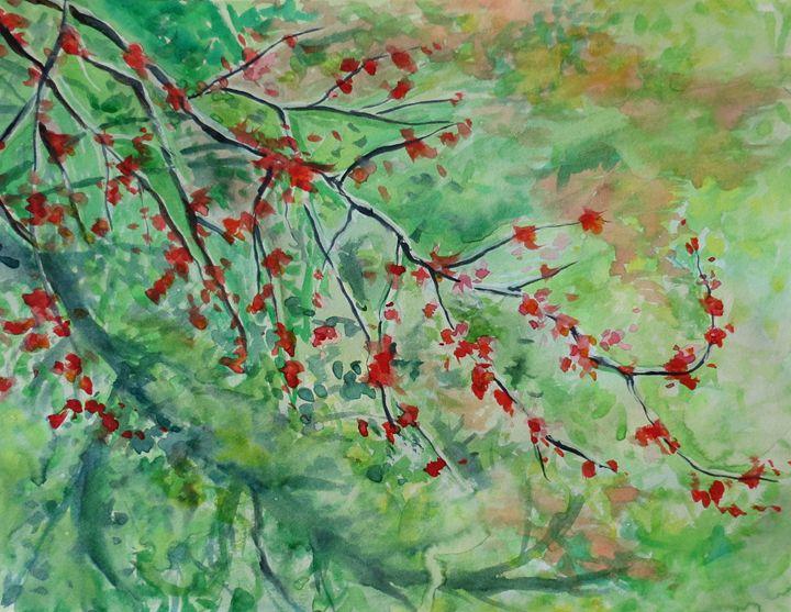 Spring Awakening - Samantha Willett