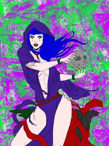 Broke free Witch
