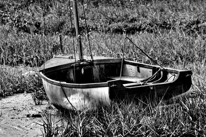 Boat - Toni Sanders
