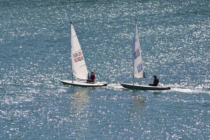 Sailing - Toni Sanders