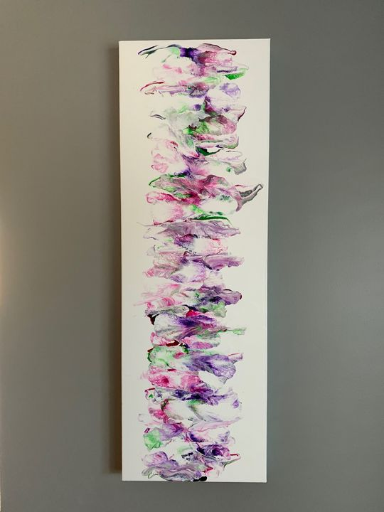 Hand made original abstract. - Abstract Art by Roger