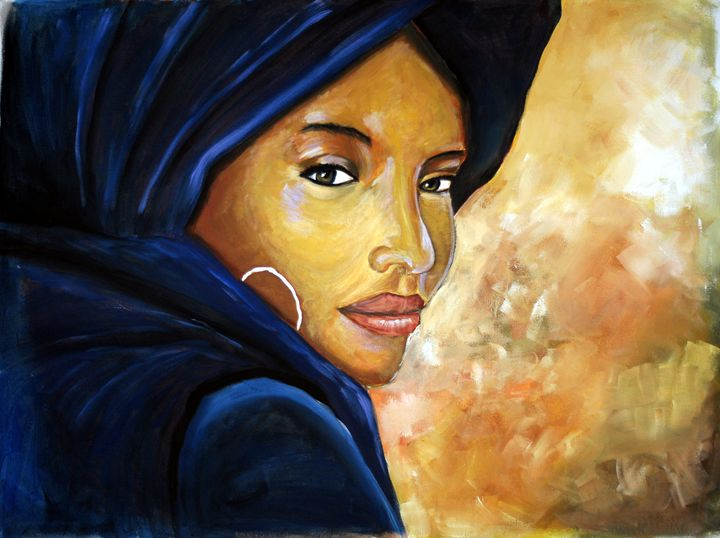 Tuareg 5 - Dana Abrams