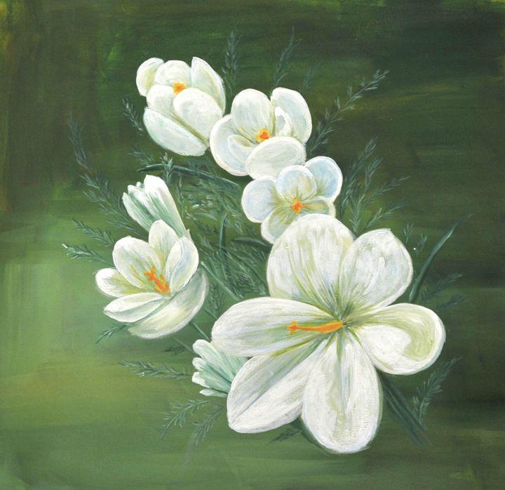 Flowers 3 - Dana Abrams