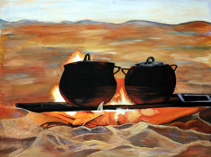 fire - Dana Abrams