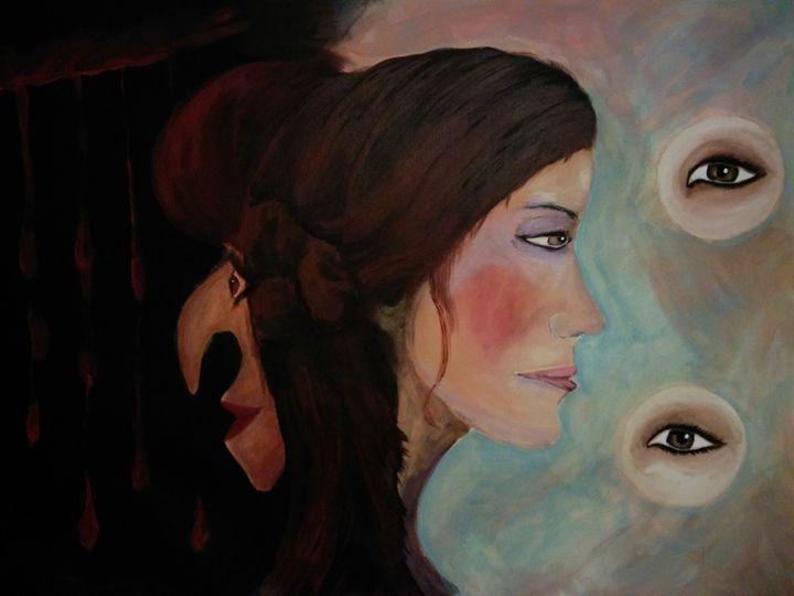 the burnout - Dana Abrams