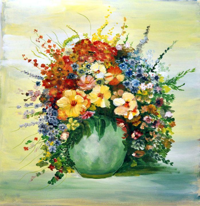 flowers - Dana Abrams