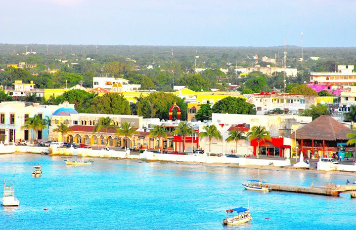 Port, Cozumel - Leslie AR