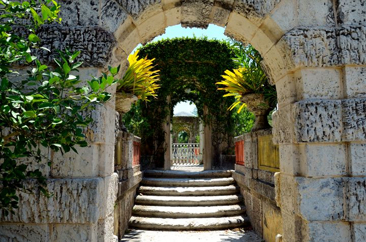 Vizcaya Museum and Gardens - Leslie AR