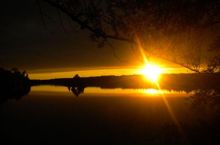 Sun Down - Gretchen Sager
