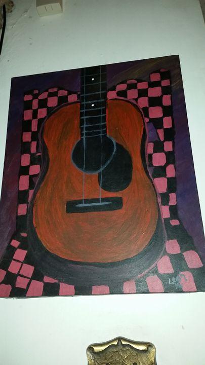 Guitar - LeSchowgirlie