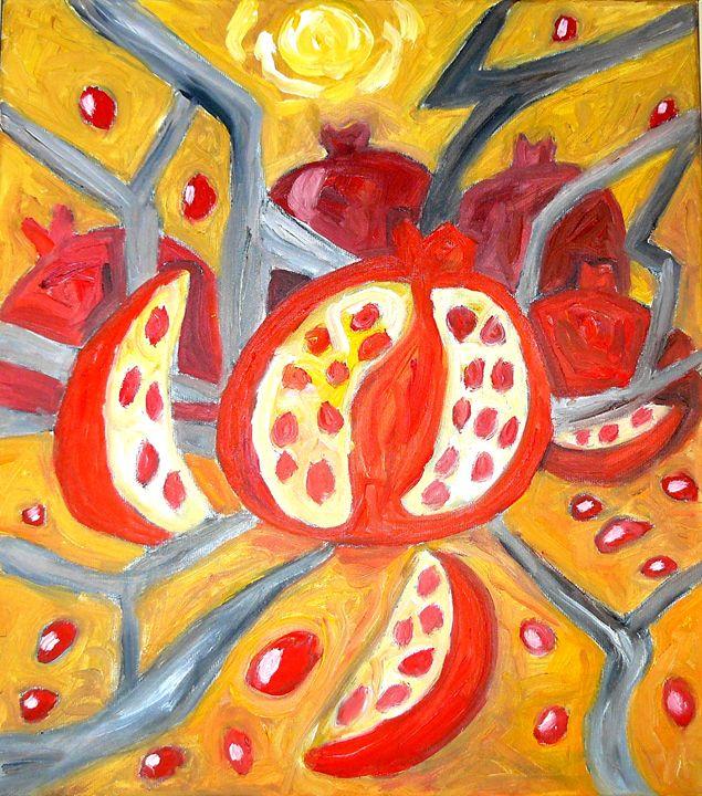 Pomegranates - Mihnea Cernat