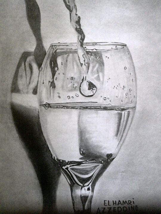 glass of water - azdne