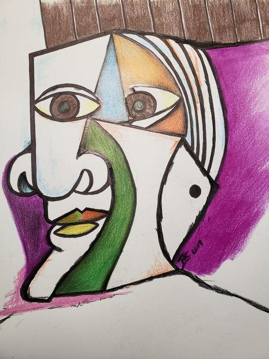 Head - Ian Dave Knife