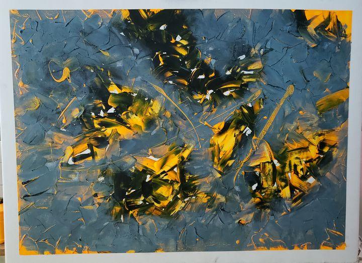 Mello yellow - Ian Dave Knife