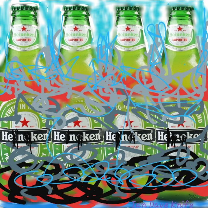 He n ken - Ian Dave Knife