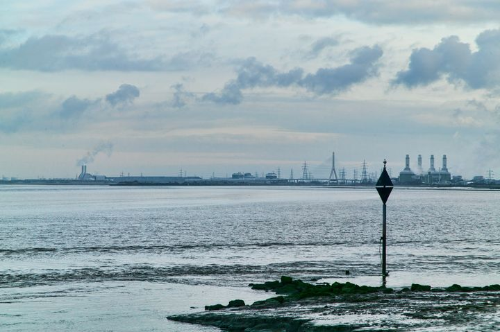 The River Dee - Ian Kydd Miller