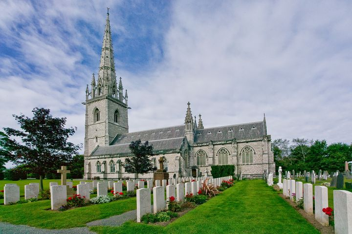 The Marble Church - Ian Kydd Miller