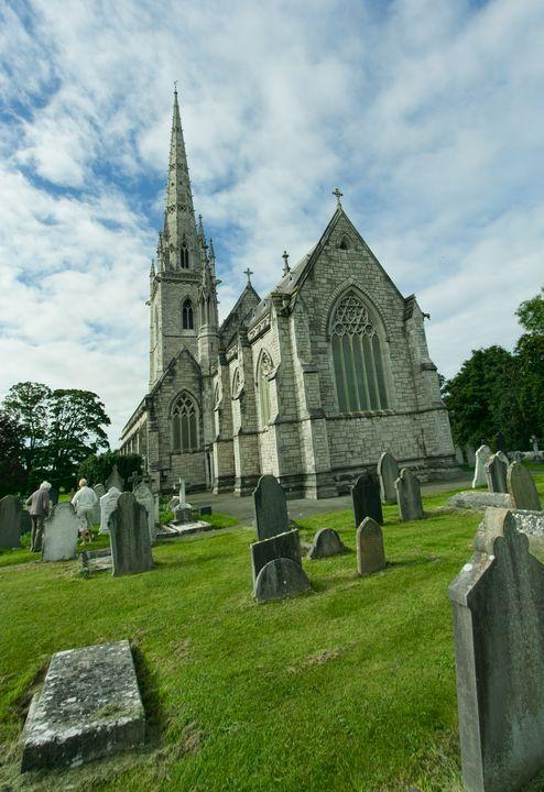 St Margaret's Church, Bodelwyddan - Ian Kydd Miller