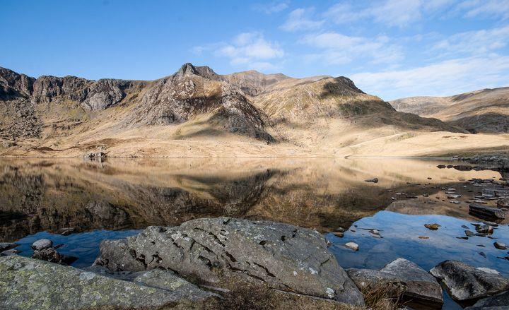 Lyn Idwal, Snowdonia National Park - Ian Kydd Miller