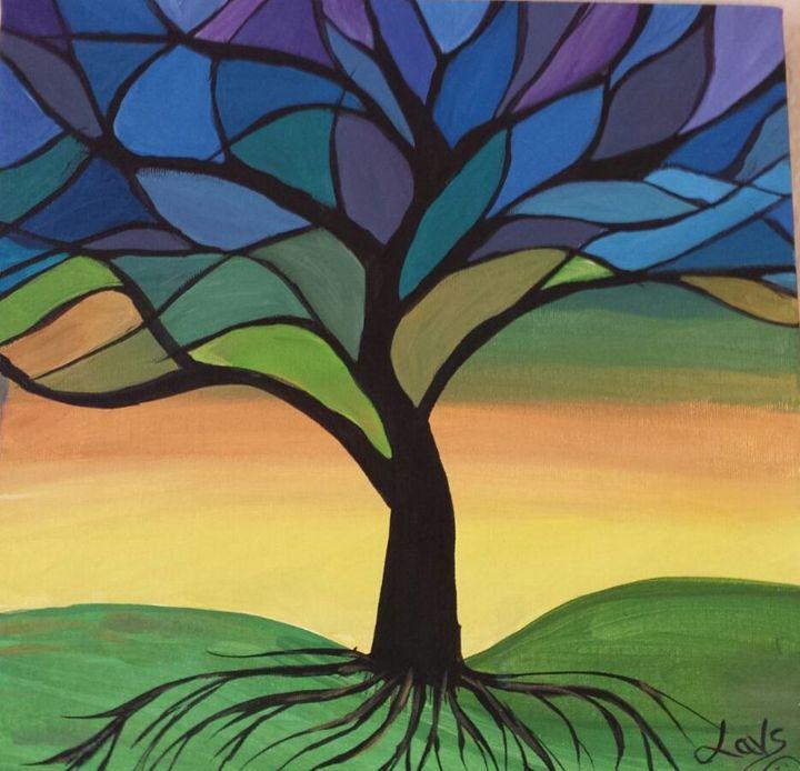 Tree of Wisdom - slika