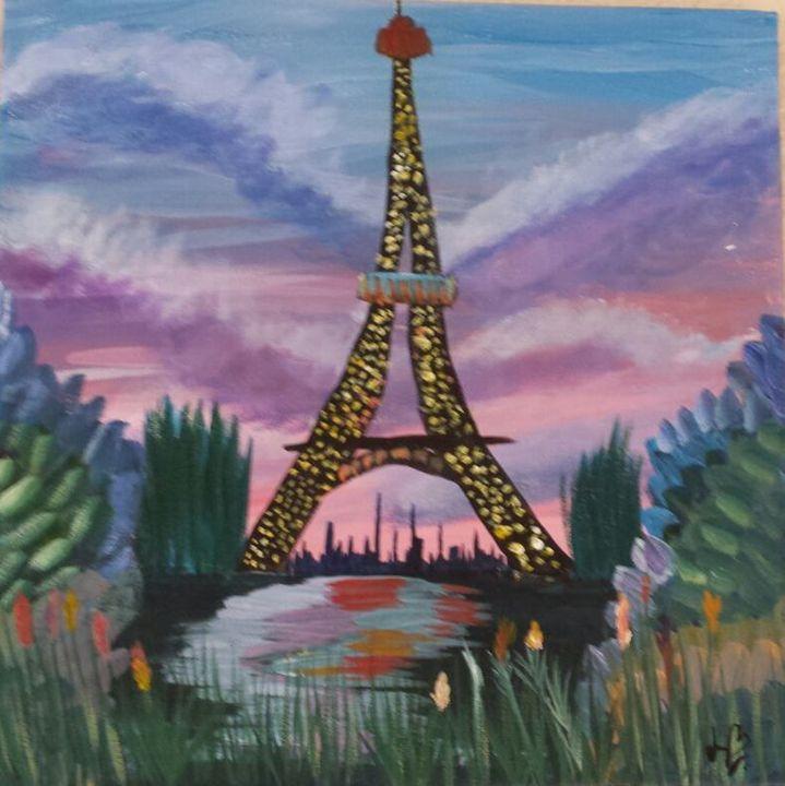 Eiffel Tower - slika
