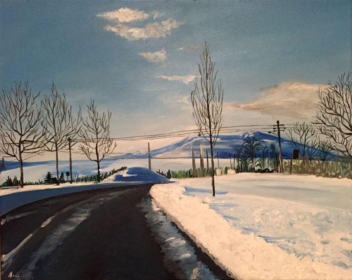 Landscape - Neelz Art