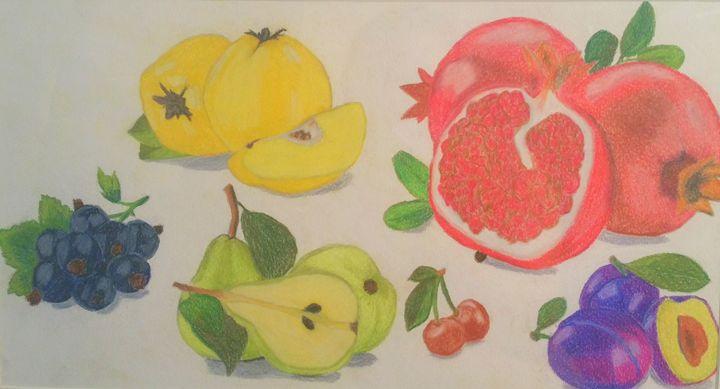 Fruit - George Tamser