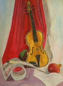 Violin - George Tamser