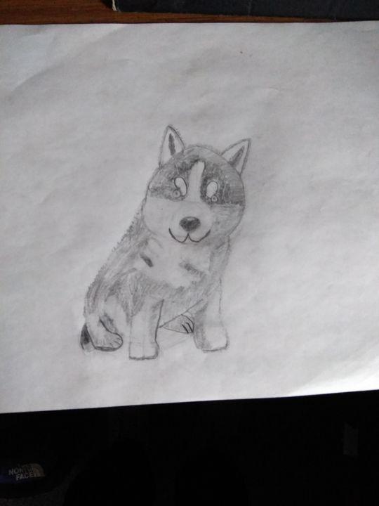 Caden's design husky - Caden's design
