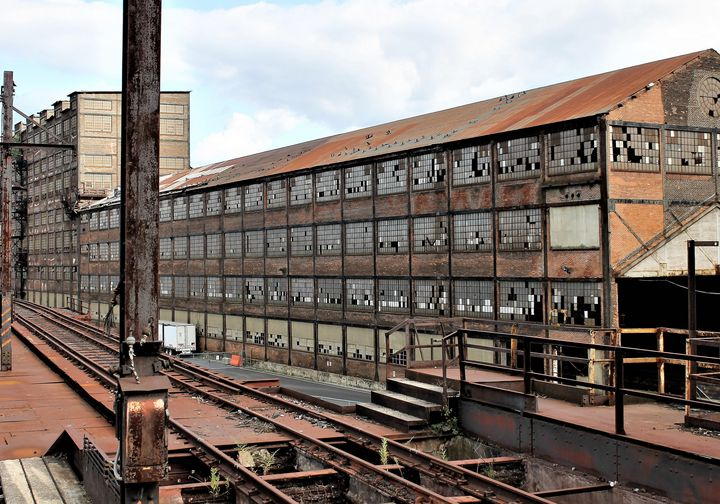 Steelmill - Harvilla Art
