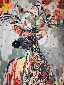 Bohemian Deer